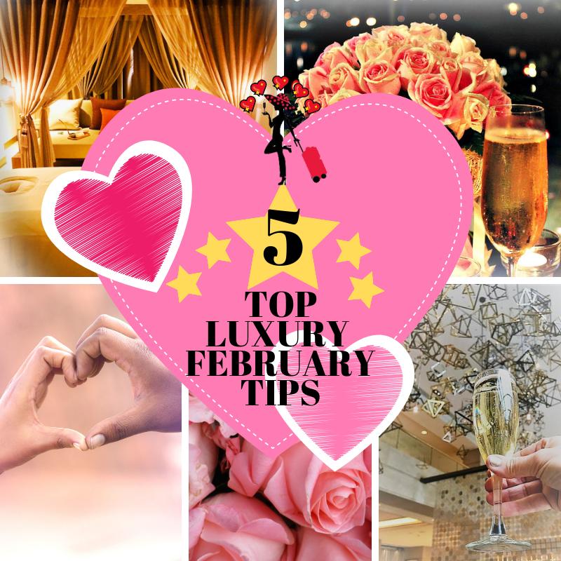 Always5Star February Travel Tips
