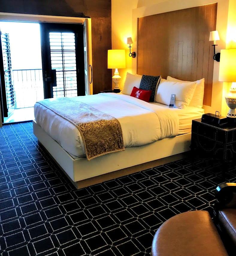 Hotel Valencia In San Jose California A Luxury Boutique Hotel