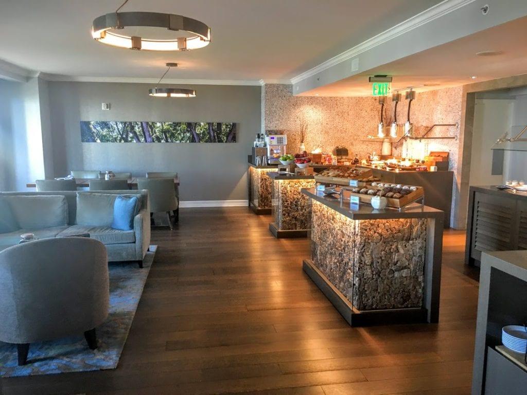 Ritz-Carlton Club Lounge Sarasota, Florida