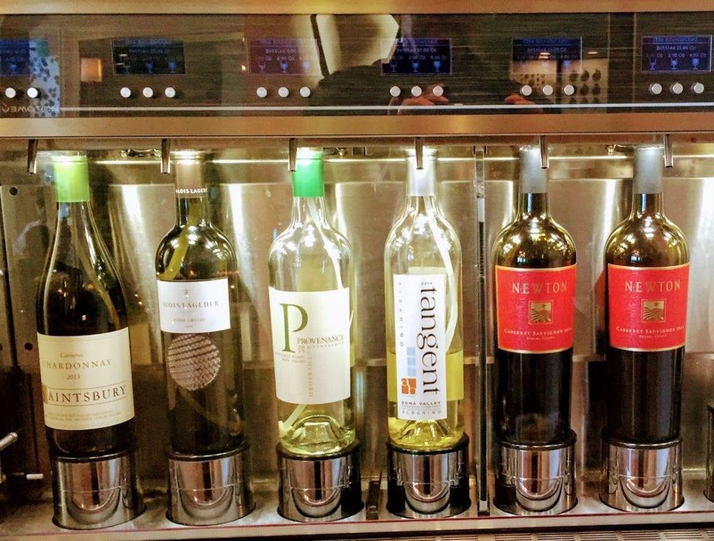 The Fine Wine Collection at The Ritz-Carlton Tysons Corner
