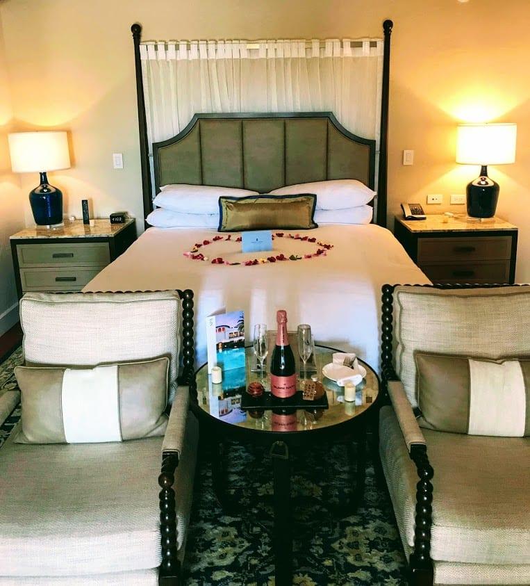 Ritz-Carlton Club Lounge Accomodation