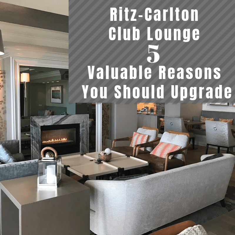 Ritz Carlton Club Lounge 5 Valuable Reasons You Should Upgrade