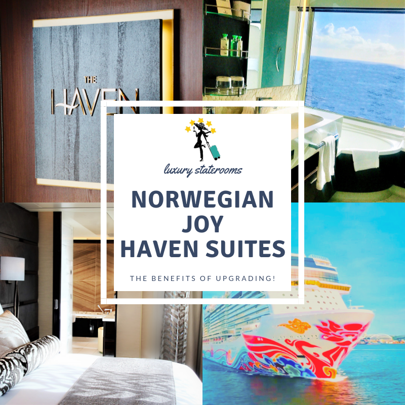 Always5Star Norwegian Joy Haven Suites Title