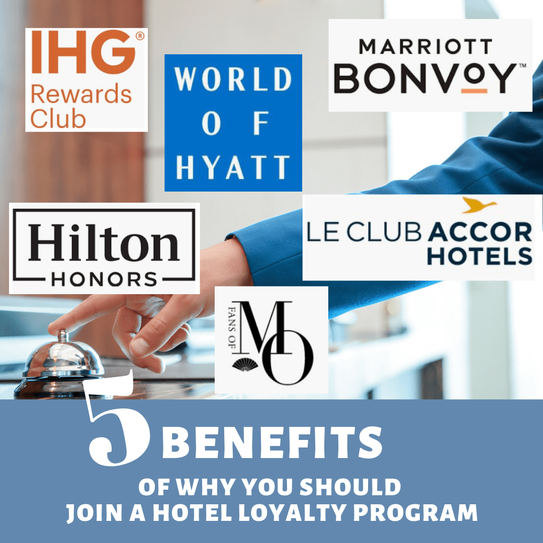 Always5Star 5 Benefits Of Why You Should Join A Hotel Loyalty Program