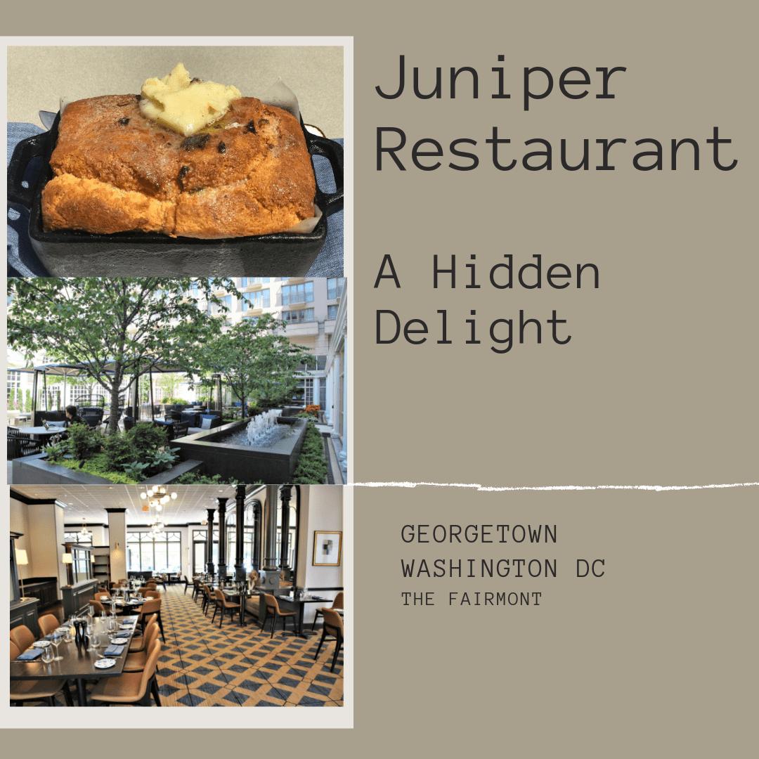 Always5Star Juniper Restaurant Fairmont Washington DC