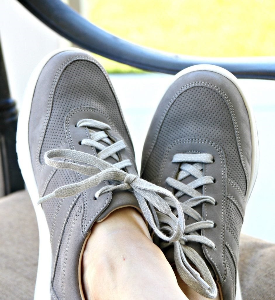Mephisto offers excellent support for long walks or hikes. They held up on steep inclines and cobblestones.