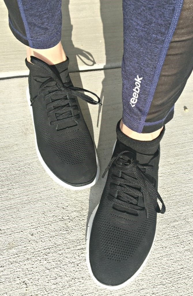 I walked for seven miles at once in these sneakers from Vionic. No aches, pains, or blisters.