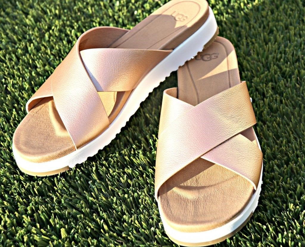 Look no further for a sturdy sandal that can be paired with just about anything from dresses to shorts.