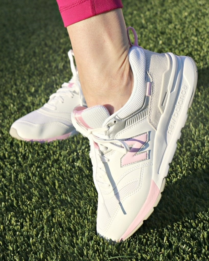 I wear these for workouts and long walks. Great support for the entire foot.